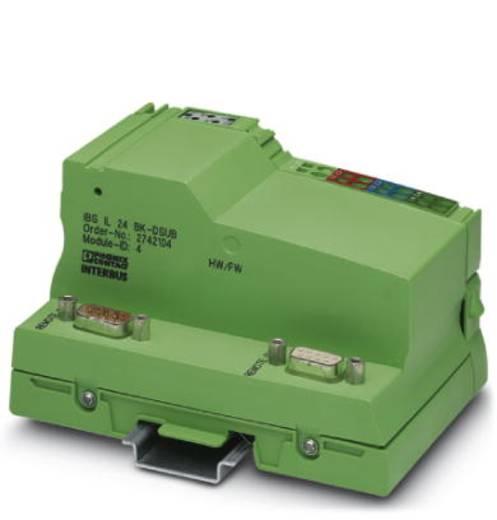 Phoenix Contact IBS IL 24 BK-DSUB-PAC 2861593 PLC-uitbreidingsmodule 24 V/DC
