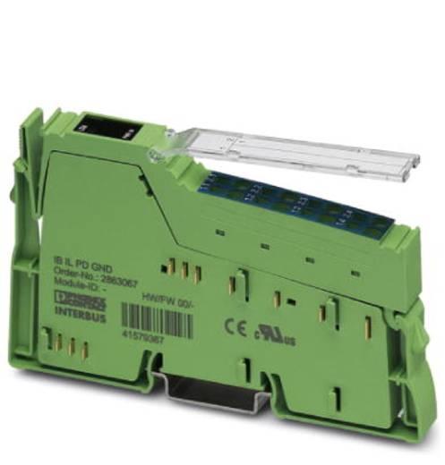 Phoenix Contact IB IL PD GND-PAC 2862990 PLC-uitbreidingsmodule 24 V/DC