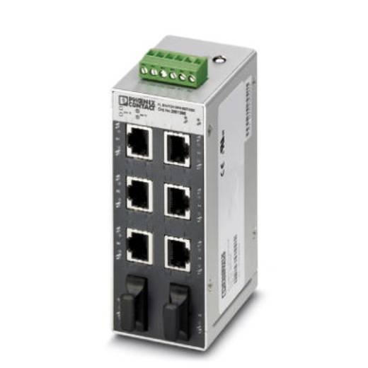 Phoenix Contact FL SWITCH SFN 6GT/ 2SX - switch 2891398 Aantal ethernet-poorten 6 Aantal glasvezel-poorten 2