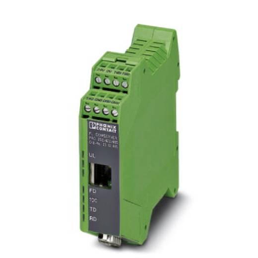 Phoenix Contact FL COMSERVER PRO 232/422/485 - interface-converter 2313465 Aantal ethernet-poorten 1