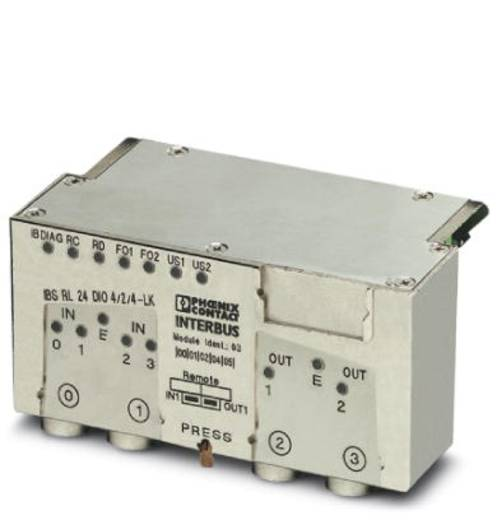 Phoenix Contact IBS RL 24 DIO 4/2/ 4-LK-2MBD 2732486 PLC-uitbreidingsmodule 24 V/DC