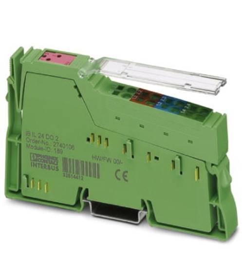 Phoenix Contact IB IL 24 DO 2-2A-2MBD-PAC 2861700 PLC-uitbreidingsmodule 24 V/DC