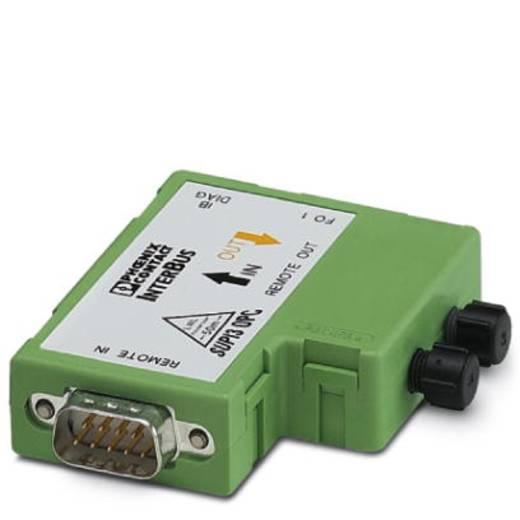 Phoenix Contact IBS OPTOSUB-MA/M/R-LK-OPC-2MBD - glasvezelconverter IBS OPTOSUB-MA/M/R-LK-OPC-2MBD