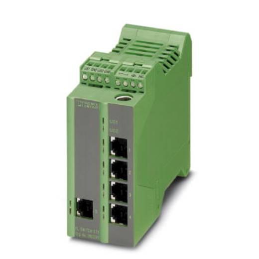 Phoenix Contact FL SWITCH LM 5TX - Switch 2989527 Aantal ethernet-poorten 5