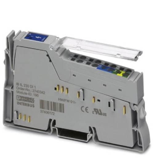 Phoenix Contact IB IL 230 DI 1-PAC 2861548 PLC-uitbreidingsmodule 230 V/AC