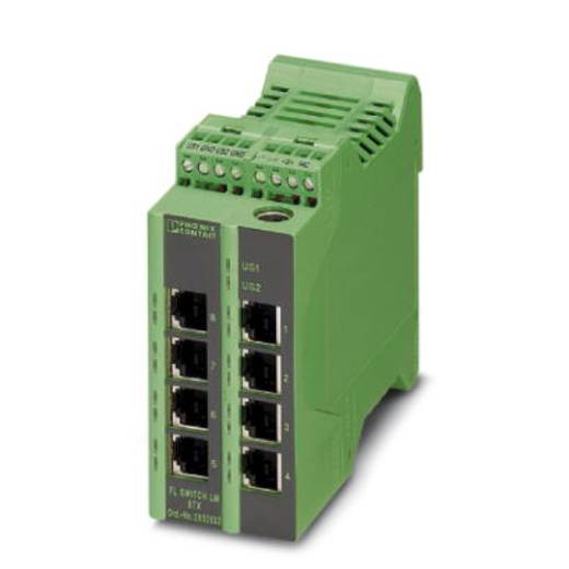 Phoenix Contact FL SWITCH LM 8TX-E - Switch 2891466 Aantal ethernet-poorten 8