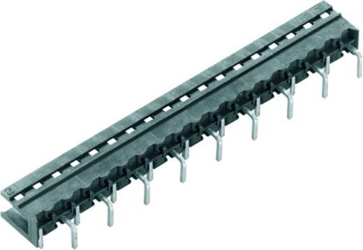 Connectoren voor printplaten SL-SMT 5.08/16/90G 3.2SN BK BX Weidmüller
