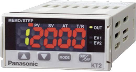 Panasonic AKT2212200 Temperatuurregelaar K, J, R, S, B, E, T, N, PL-II, C, Pt100, Pt100 -200 tot +1820 °C SSR (l x b x