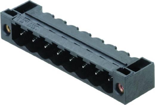 Connectoren voor printplaten SL-SMT 5.08/04/90LF 3.2SN BK BX Weidmüller Inhoud: 100 stuks