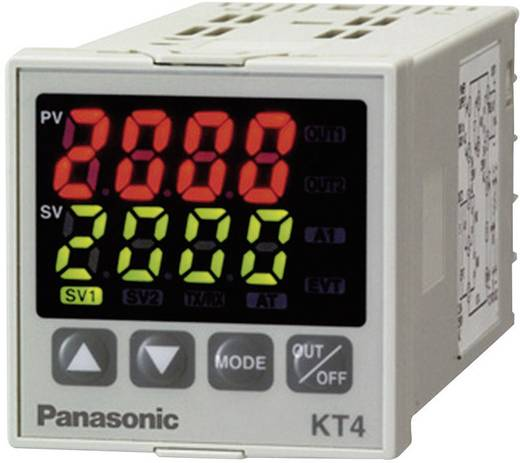 Panasonic AKT4113100J Temperatuurregelaar PID K, J, R, S, B, E, T, N, PL-II, C, Pt100, Pt100 -200 tot +1820 °C Relais 3 A (l x b x h) 95 x 48 x 48 mm