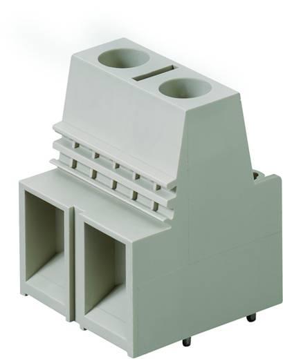 Klemschroefblok 25.00 mm² Aantal polen 1 LX 15.00/01/90 4.5SN GY BX Weidmüller Grijs 20 stuks