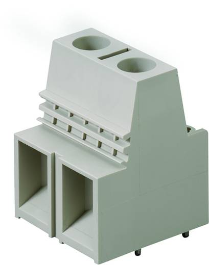 Klemschroefblok 25.00 mm² Aantal polen 4 LX 15.00/04/90 4.5SN GY BX Weidmüller Grijs 20 stuks