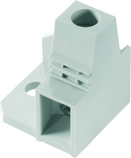 Klemschroefblok 25.00 mm² Aantal polen 1 LXBL 5.00/01/90 4.5SN GY BX Weidmüller Grijs 20 stuks