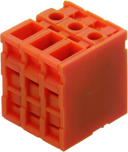 Klemschroefblok 4.00 mm² Aantal polen 10 TOP4GS10/180 7.62 OR Weidmüller Oranje 50 stuks