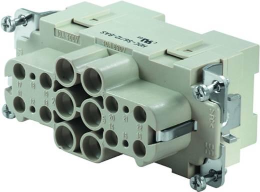 Weidmüller 1790010000 Businzetstuk RockStar® HDC 48A 6, 12 Schroeven 10 stuks