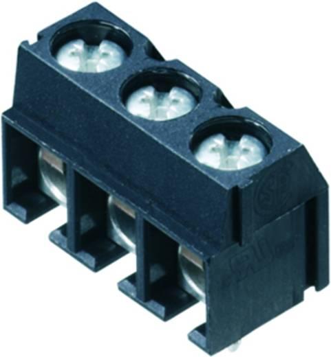 Klemschroefblok 2.50 mm² Aantal polen 3 PM 5.00/03/90 3.5SN BK BX Weidmüller Zwart 500 stuks