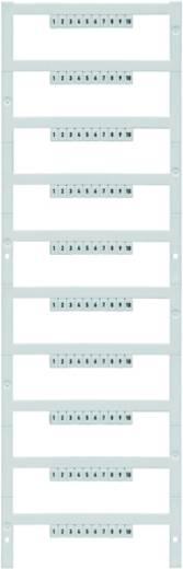 Apparaatcodering Multicard DEK 5/3,5 MC FW 1-50 1793930000 Wit Weidmüller 500 stuks