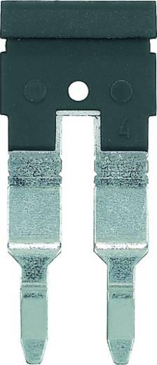 Dwarsverbinder ZQV 4N/20 SW Weidmüller Inhoud: 20 stuks