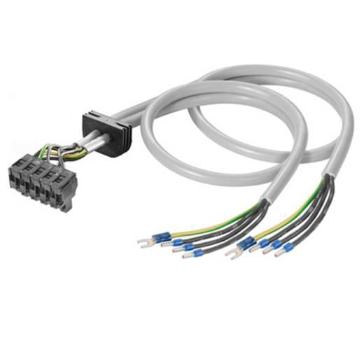 Weidmüller FPL 4G2.5/PD/F/3+3 Kabel Wit 1 stuks