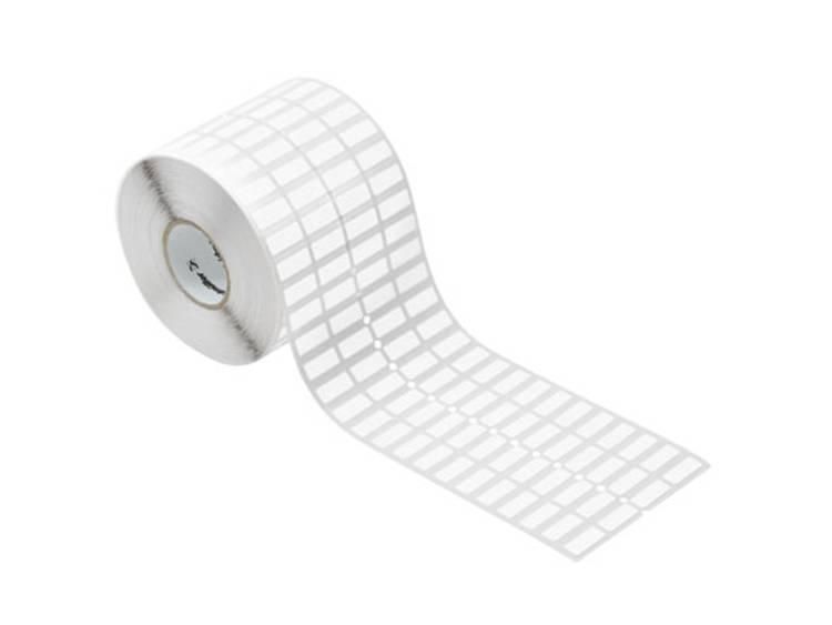 Labelprinter Montagemethode: Plakken Markeringsvlak: 30 x 8 mm Geschikt voor serie Componenten en schakelsystemen, Apparatuur en schakelapparatuur, Universeel