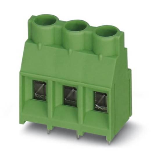 Klemschroefblok 4.00 mm² Aantal polen 5 MKDS 5/ 5-7,62 Phoenix Contact Groen 50 stuks