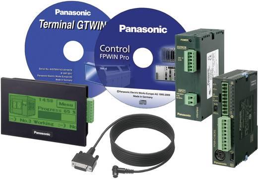 Panasonic KITGT02FP0RC14R PLC-starterkit 24 V/DC