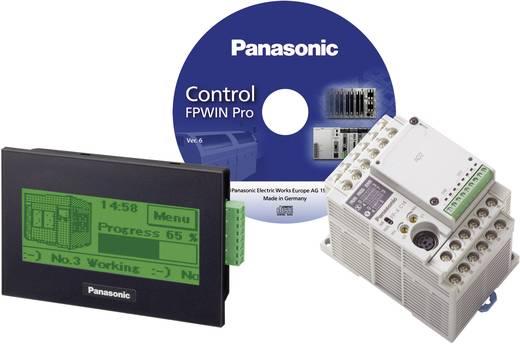 Panasonic KITGT02FPXC14R PLC-starterkit 115 V/AC, 230 V/AC, 240 V/AC
