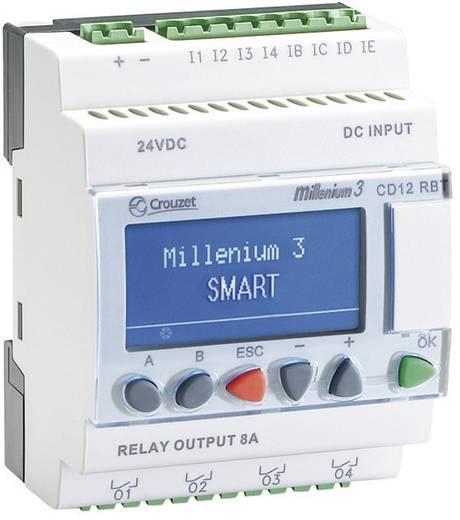 Crouzet Millenium 3 CD12RBT 24V Smart PLC-aansturingsmodule 88974441 24 V/DC