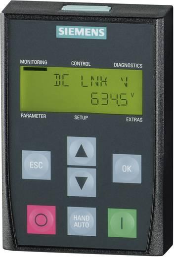 Siemens Bedieningspaneel BOP (Baisc Operator Panel) SINAMICS G120 BOP 6SL3255-0AA00-4CA1