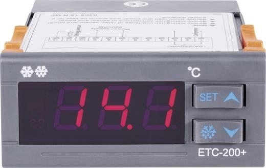 VOLTCRAFT ETC-200+ Temperatuurregelaar NTC -40 tot +120 °C Relais 10 A (l x b x h) 88 x 75 x 34.5 mm