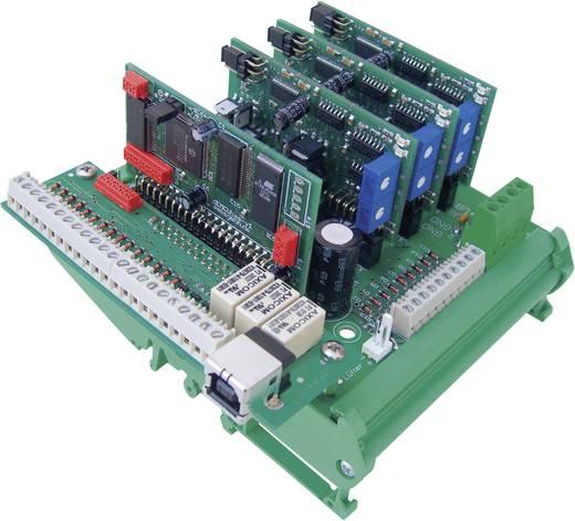 Emis DIN-rail adapter
