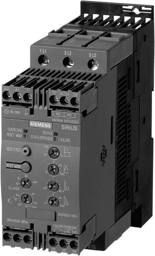 Soft starter Siemens Motorvermogen bij 400 V 22 kW Motorvermogen bij 230 V 11 kW 400 V/AC Nominale stroom 45 A 3RW4036