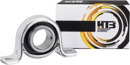 HTB SBPP 204 Staand lager Plaatstaal Boordiameter 20 mm Gatafstand 76 mm