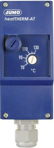 Jumo TN-60/60003190 Kamerthermostaat 70 tot 130 °C (l x b x h) 63 x 53 x 120 mm