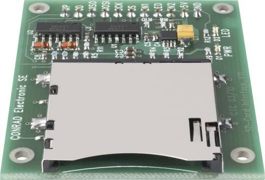 C-Control SD-kaart interface 197220 SPI Geschikt voor serie: C-Control