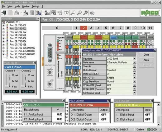 WAGO 759-302 PLC-software
