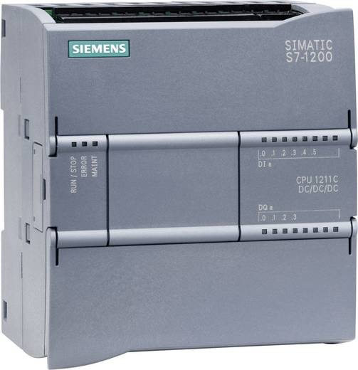 Siemens 6ES7211-1AE31-0XB0 CPU 1211C DC/DC/DC PLC-aansturingsmodule 24 V/DC