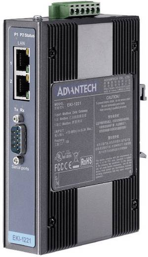 Advantech EKI-1221-AE Interfaceconverter Modbus Gateway Aantal uitgangen: 1 x 12 V/DC, 24 V/DC