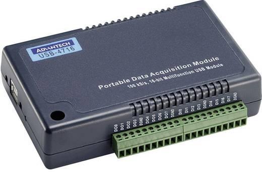 Advantech USB-4716-AE Multifunctionele module USB Aantal uitgangen: 1 x