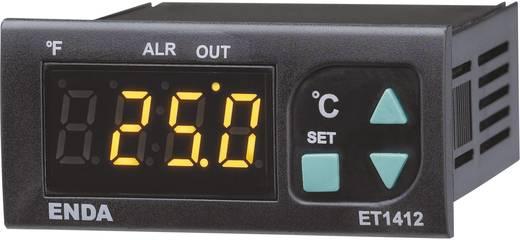 Enda ET1412-NTC Temperatuurregelaar NTC -60 tot 150 °C Relais 8 A (l x b x h) 71 x 77 x 35 mm