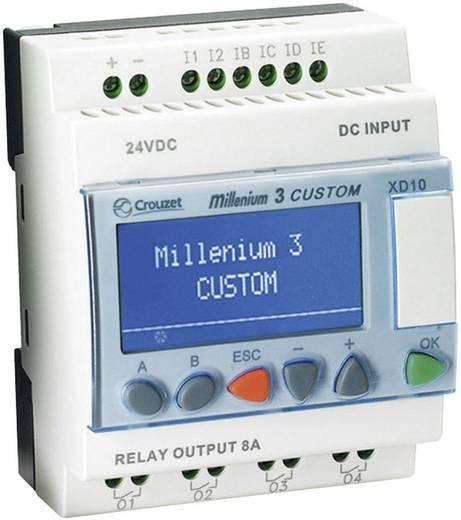 Crouzet Millenium 3 Smart XD10 R PLC-aansturingsmodule 88974141 24 V/DC