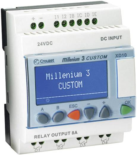 Crouzet XD10 R 230VAC SMART PLC-aansturingsmodule 88974143 230 V/AC