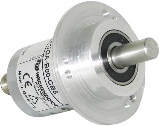 Absolute encoder Wachendorff WDGA-58B-10-1200-CO-A-B-0-0-CB5 4096 Imp/U CANopen