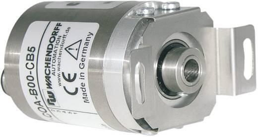 Absolute encoder Wachendorff WDGA-36E-06-1218-CO-A-B-0-0-CB5 4096 Imp/U CANopen