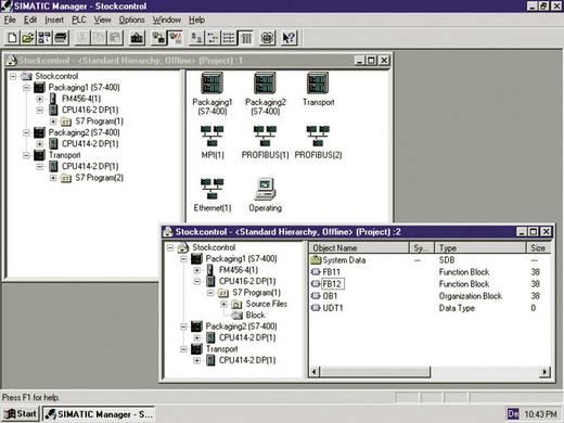 Siemens SIMATIC S7 STEP7 V5.6 SP4 PLC-software 6ES7810-4CC11-0YA5