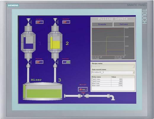Siemens SIMATIC TP1500 PLC-display uitbreiding 6AV6647-0AG11-3AX0 1024 x 768 pix