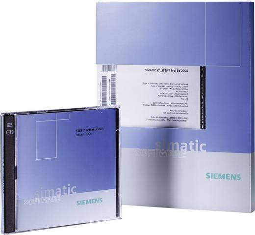 Siemens SIMATIC STEP7 Basic V13 PLC-software 6ES7822-0AA03-0YA5