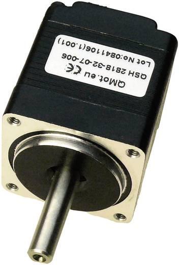 Trinamic QMot hybride stappenmotoren 1,8° QSH2818-32-07-006 50-0014 0 - 40 V= Stopmoment 0.06 Nm Fasestroom (max.) 0.7 A