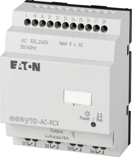 Eaton easy 512-AC-RCX PLC-aansturingsmodule 274105 115 V/AC, 230 V/AC