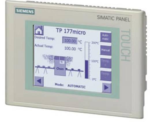 Siemens TP 177micro PLC-display uitbreiding 6AV6640-0CA11-0AX1 320 x 240 pix